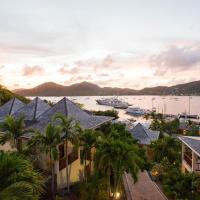 Antigua Yacht Club Marina Resort, отель в городе Инглиш-Харбор-Таун