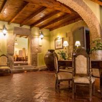 Hotel Boutique Posada Dos Orillas, hotel en Trujillo