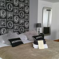 Hôtel L'ideal le Mountbatten, hotel in Arromanches-les-Bains
