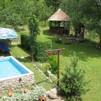 Casa Rustica Oltenia, hotel in Băile Govora