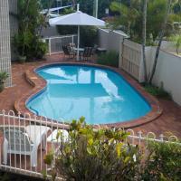 Northpoint Holiday Apartments, hotel em Alexandra Headland