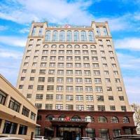 Jinjiang Inn Fuxin Yinbin Avenue, отель в городе Fuxin