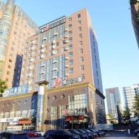 Jinjiang Inn Langfang Wanda Plaza, hotel in Langfang