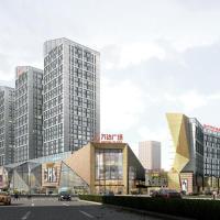 Metropolo, Nanchang, Wanda Plaza-Honggutan, hôtel à Nanchang