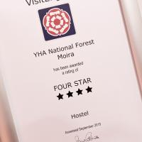 YHA National Forest, hotel in Moira