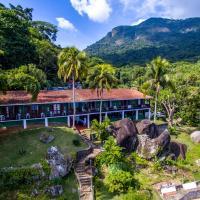 Pousada Três Coqueiros, hotel in Praia do Bananal