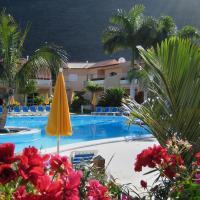 Apartamentos Jardín del Conde, hotel en Valle Gran Rey