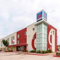 Motel 6-Laredo, TX - Airport
