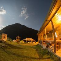 Zeta Camping, hotel in Jut'a