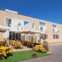 Hotel Paladini di Francia, hotel a Lampedusa