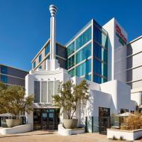 Hilton Garden Inn San Diego Downtown/Bayside, CA, hotel in Little Italy, San Diego