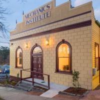 The Old Mechanics, hotel em Healesville
