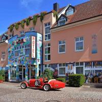 Hotel am Stadthaus, hotel in Neuenburg am Rhein