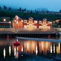 Örnsköldsviks Gästhamn, hotel in Örnsköldsvik