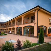 Penzion Tara, hotel v Veľkém Mederu