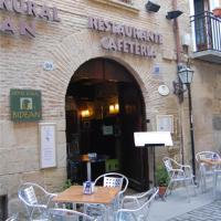 Hotel Rural Bidean, hotel en Puente la Reina