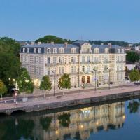 Les Jardins du Mess、ヴェルダン・シュル・ムーズのホテル