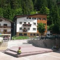 Hotel Oswald, hotel in Canazei