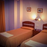 Hostal Tarifa, hotel in Albaida