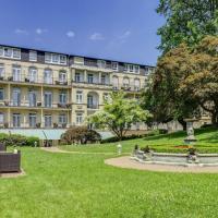 Hotel am Sophienpark, отель в Баден-Бадене