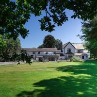 Llechwen Hall, hotel in Pontypridd