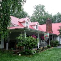 Blue Ridge Manor Bed and Breakfast, hotel in Fancy Gap
