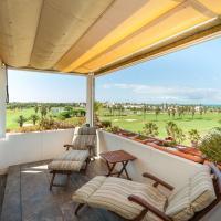 Ático Costa Ballena vistas mar y golf, hotel in Costa Ballena