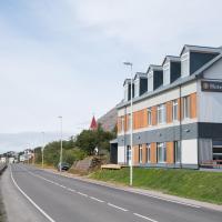 Hotel West, hotel in Patreksfjörður