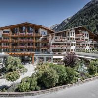 Das Central – Alpine . Luxury . Life, отель в городе Зёльден