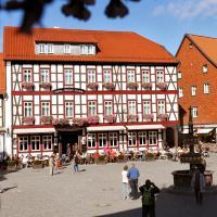 Ringhotel Weißer Hirsch, hotel in Wernigerode