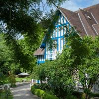 Le Jardin des Plumes, hotel in Giverny