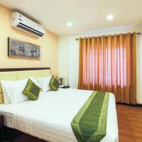 Treebo Trend Adrak, hotel in Trivandrum