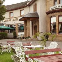 Leapark Hotel, hotel in Grangemouth