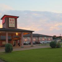 R&R Inn & Suites, hotel em Camrose