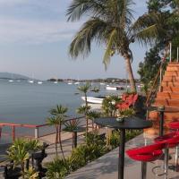 Marina Residence, hotel i nærheden af Samui Lufthavn - USM, Bangrak Beach