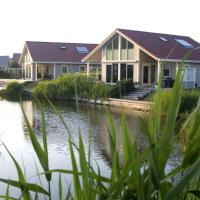 Villapark de Paardekreek, hotel in Kortgene