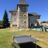 Abbaye Laïque Le Bastion Labbadie, hotelli kohteessa Saint-Abit