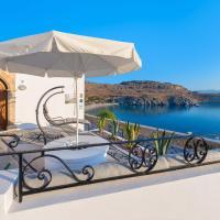 Lindos Shore Boutique Villa with sea view