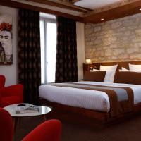 Select Hotel, hotel in Latin Quarter, Paris