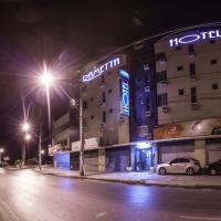 Rametta Hotel, hotel em Montes Claros