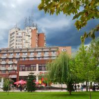 Hotel Gorj, hotel in Târgu Jiu