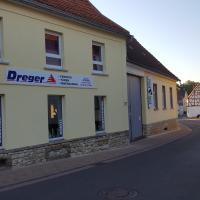 Pension Dreger, отель в городе Freimersheim