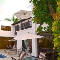 Pantanal Inn Hotel, hotel en Asunción
