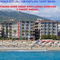 Monart City Hotel - All Inclusive Plus, hotel in Alanya