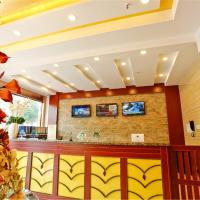 GreenTree Inn JiangSu Changzhou Dinosaur Park Global Harbor Express Hotel, hotel v destinácii Changzhou