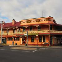Great Central Hotel, hotel em Glen Innes