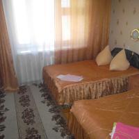 Hotel Kedr, hotel in Lesosibirsk