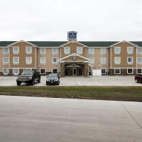 Cobblestone Hotel & Suites - Devils Lake, hotel in Devils Lake
