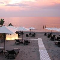 Hotel Caparena, hotel Taorminában