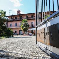 Tenuta Valtoppa, hotel a Sillavengo